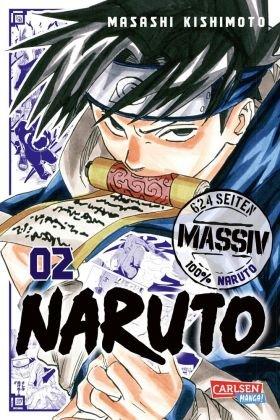 NARUTO Massiv - Bd.2