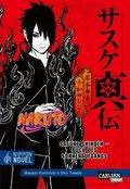 Naruto Sasuke Shinden - Buch des Sonnenaufgangs