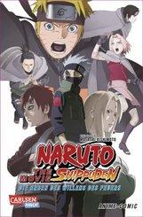 Naruto the Movie: Shippuden - Die Erben des Willens des Feuers