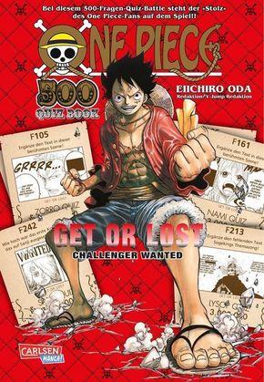 One Piece Quiz Book - Bd.1