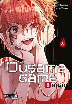 Ousama Game Origin - Bd.4