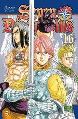 Seven Deadly Sins - Bd.16