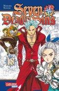 Seven Deadly Sins - Bd.18