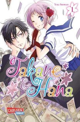 Takane & Hana - Bd.1