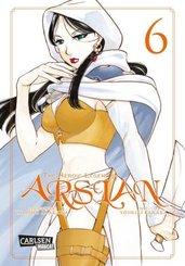 The Heroic Legend of Arslan - Bd.6