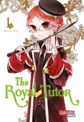 The Royal Tutor - Bd.1