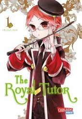 The Royal Tutor - Bd.1