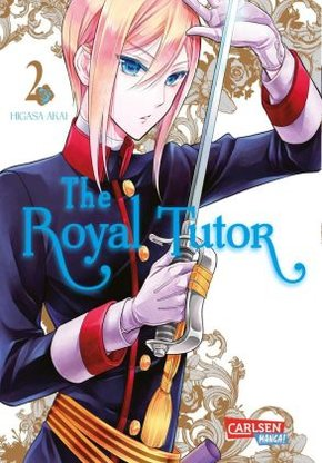 The Royal Tutor - Bd.2