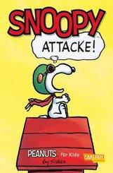 Peanuts für Kids - Snoopy, Attacke!