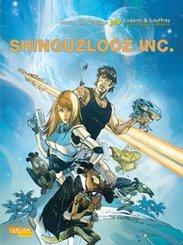 Valerian & Veronique Spezial - Shinguzlooz Inc.; Volume 3
