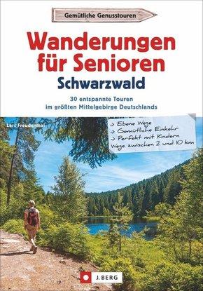 Wanderungen für Senioren - Schwarzwald