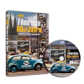 Köln: Filmreise in die 60er Jahre, 1 DVD - Tl.2