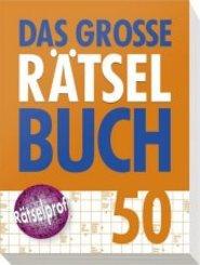 Das große Rätselbuch - Bd.50