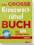 Das große Kreuzworträtsel-Buch - .6