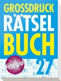 Großdruck Rätselbuch - Bd.27