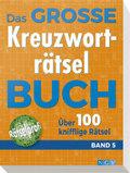 Das große Kreuzworträtsel-Buch - Bd.5