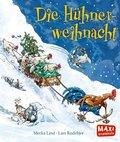Die Hühnerweihnacht - Maxi Bilderbuch