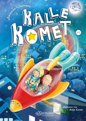 Kalle Komet - Bd.1