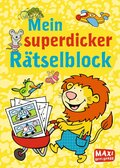 Mein superdicker Rätselblock