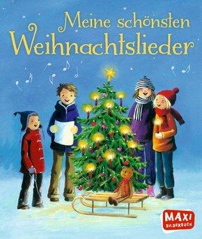 Meine schönsten Weihnachtslieder - Maxi Bilderbuch