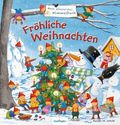 Mein allererstes Wimmelbuch - Fröhliche Weihnachten