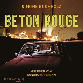 Beton Rouge, 6 Audio-CDs