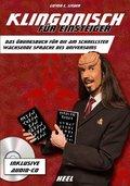 Klingonisch für Einsteiger, m. Audio-CD