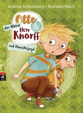 Otto & der kleine Herr Knorff - Auf Monsterjagd