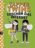 Tapper Twins - Löschen das Internet