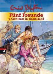 Fünf Freunde - 3 Abenteuer in einem Band - Nr.9