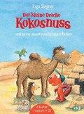 Der kleine Drache Kokosnuss und seine abenteuerlichsten Reisen, m. Audio-CD