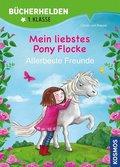 Mein liebstes Pony Flocke, Bücherhelden, Allerbeste Freunde