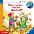 Was machen wir im Herbst?, 1 Audio-CD - Wieso? Weshalb? Warum?, Junior .61