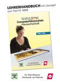 Computerführerschein Hauswirtschaft, Lehrerhandbuch mit Lösungen + CD-ROM
