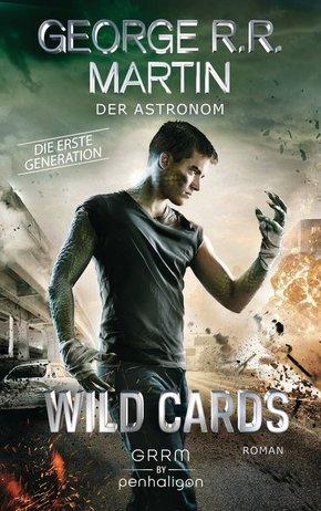 Wild Cards. Die erste Generation - Der Astronom