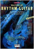 Masters Of Rhythm Guitar, für Gitarre (Akustik + E) m. Audio-CD