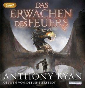 Das Erwachen des Feuers, 3 MP3-CDs