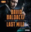 Last Mile, 2 MP3-CDs
