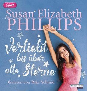 Verliebt bis über alle Sterne, 1 MP3-CD