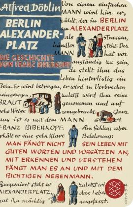 Berlin Alexanderplatz (Fischer Taschenbibliothek)