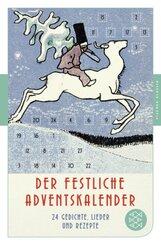 Der festliche Adventskalender