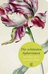 Die schönsten Aphorismen (Fischer Taschenbibliothek)