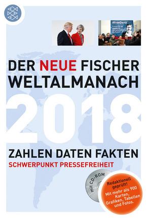 Der neue Fischer Weltalmanach 2018, m. CD-ROM