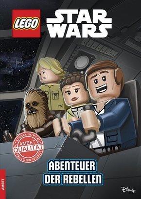 LEGO® Star Wars™ - Abenteuer der Rebellen, Lesebuch