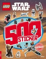 LEGO® Star Wars, 500 Sticker - Bd.2