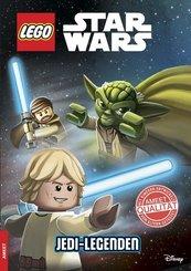 LEGO® Star Wars™ - Jedi-Legenden, Lesebuch