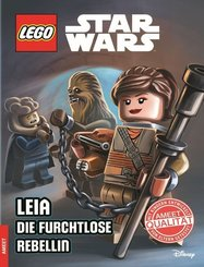 LEGO® Star Wars™ -  Leia, Die furchtlose Rebellin, Lesebuch