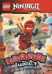 LEGO® NINJAGO™, Masters of Spinjitzu - Labyrinthe-Welt
