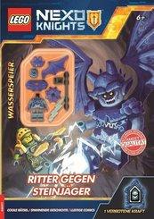 LEGO Nexo Knights - Ritter gegen Steinjäger