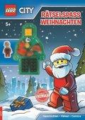 LEGO City Rätselspaß Weihnachten